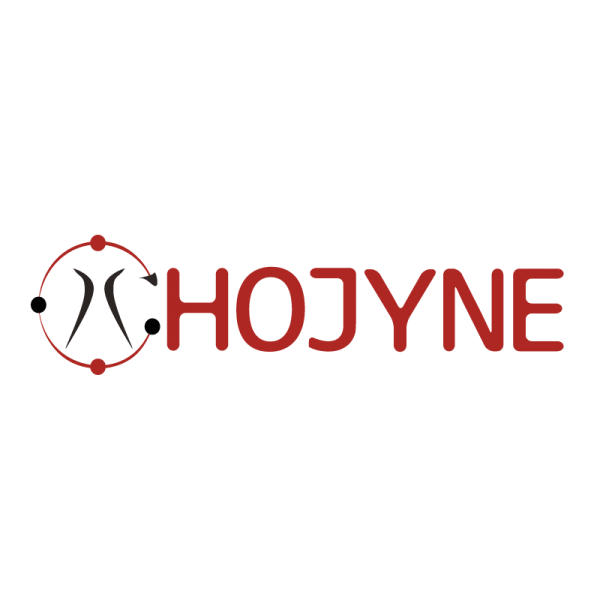 Conception du logo Hojyne